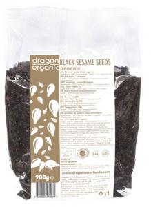 Seminte de susan negru BIO 200 g
