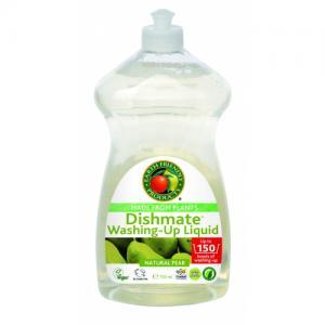 Solutie pentru spalat vase/biberoane, pere, Earth Friendly Products, 750ml