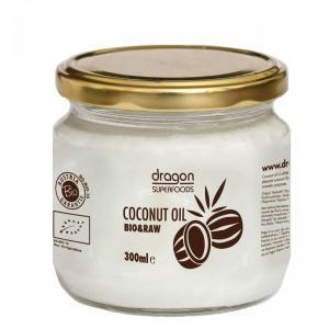 Ulei de cocos virgin presat la rece BIO 300 ml