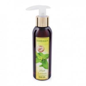 Ulei masaj mint leaves(menta) 150ml Herbagen