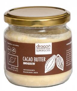 Unt de cacao RAW Criolio BIO 100 g