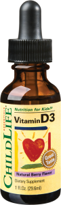 Vitamin D3 29.6ml Childlife SECOM