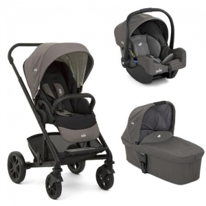 carucior joie chrome 3 in 1