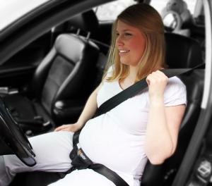 Deviator centura pentru gravide BeSafe