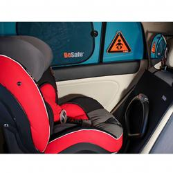 Pachet rear facing BeSafe1