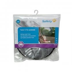 Set parasolare auto Twist Safety 1St