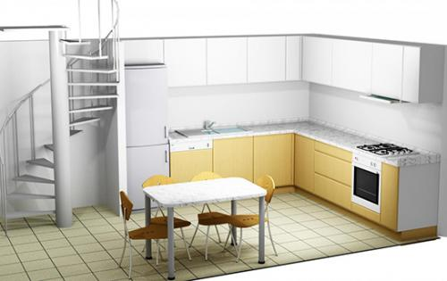 Proiecte bucătărie