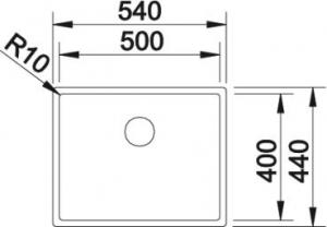 Blanco Quarta Ten 500-U