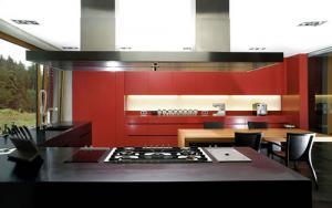 Hi-Macs® Fiery Red
