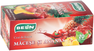 Ceai macese si ananas 20pl, 40g