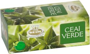 Ceai verde 20 pl, 40 gr