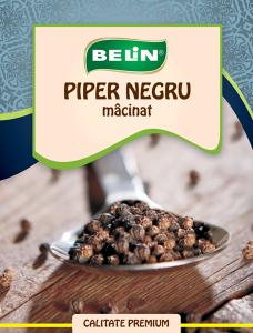 Piper negru macinat Belin 12g