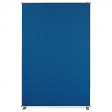 Panou Despartitor Textil Albastru 1800x1250x500 mm MAGNETOPLAN