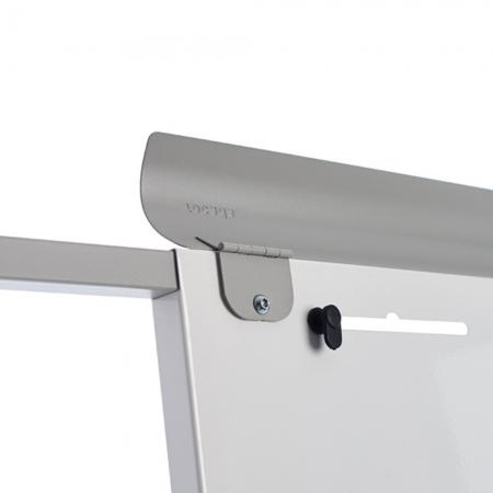 Flipchart Multifunctional mobil 360° magnetic, reglabil pe inaltime, Rocada7