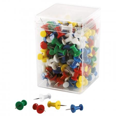Pioneze cu maner 200 buc / cutie Magnetoplan