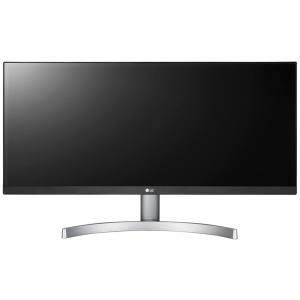 """MONITOR LG Model 29WK600-W   29""""   Panel IPS   Resolution 2560x1080   Form factor 21:9   Brightness 300   Contrast 1000:1   Display Matte   Response time 5 ms0"""
