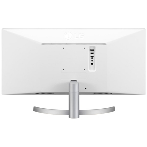 """MONITOR LG Model 29WK600-W   29""""   Panel IPS   Resolution 2560x1080   Form factor 21:9   Brightness 300   Contrast 1000:1   Display Matte   Response time 5 ms2"""