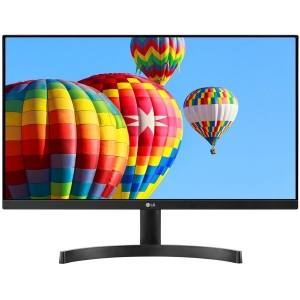Monitor LED LG 24MK600M-B 23.8\'\' FreeSync, IPS, 1920x1080, 250cd, 1000:1, 5ms, AntiGlare, VGA, 2HDMI, Audio out, VESA0