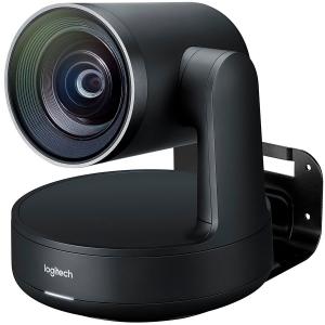 "LOGITECH Rally Ultra-HD ConferenceCam - BLACK - USB - PLUGC - EMEA - DUAL SPEAKER EU ""960-001224""0"