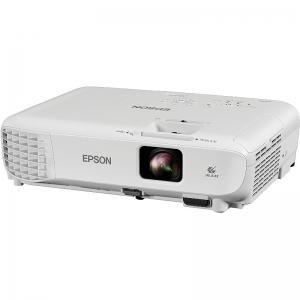 Videoproiector Epson EB-W05 White2