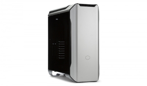 "CARCASA COOLER MASTER Middle-Tower E-ATX, MasterCase SL600M, w/ controller, tempered glass, 2* 200mm fan (incluse), I/O panel, black & silver ""MCM-SL600M-SGNN-S00""0"