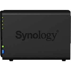 """NAS SYNOLOGY """"DS218"""" (Include timbru verde 5 Lei)"""