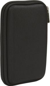 "HUSA HDD 2.5"" portabil Case Logic, curea prindere hdd, buzunar intern plasa, spuma eva, black ""QHDC101K""/32012531"