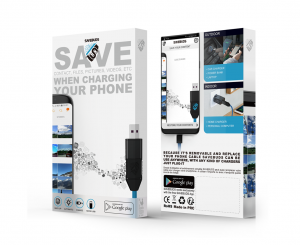 SAVEBUDS - cablu Backup date telefon Android sau tableta0