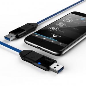 SAVEBUDS - cablu Backup date telefon Android sau tableta