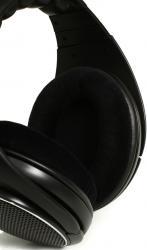 Casti profesionale Shure SRH1440, tehnologie open-back, design circumaural