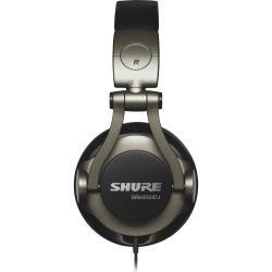 Casti profesionale DJ Shure SRH550DJ-E, pliabile, design Closed-Back, Supra-aural