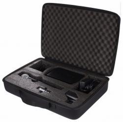 Microfon wireless Shure GLXD24/SM58 original, microfon si receiver2