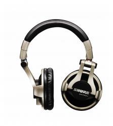 Casti profesionale DJ Shure SRH750DJ, tehnologie closed-back, Gold0