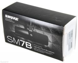 Microfon profesional Shure SM7B