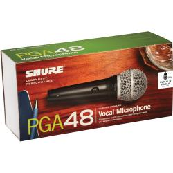 Microfon profesional dinamic cu fir Shure PGA 48, cardioid1