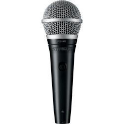 Microfon profesional dinamic cu fir Shure PGA 48, cardioid0