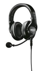Casti profesionale cu microfon dinamic Shure BRH440M, design circumaural