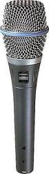 Microfon profesional Shure Beta 87A1