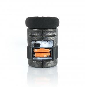 Microfon wireless CatchBox Lite, pentru conferinte de 100 persoane, culoare orange