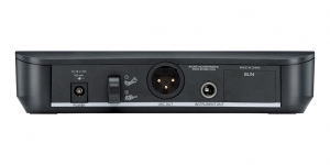 Sistem profesional wireless original Shure BLX24/PG58, microfon si receiver2