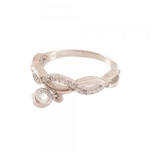 Inel cu charm Silver din argint 9250