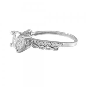 Inel de logodna argint SaraTremo