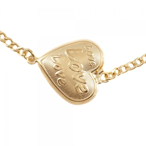 Bratara placata cu aur My Precious1