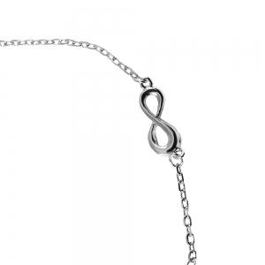 Bratara din argint cu charmuri Silver