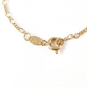 Bratara pentru copii placata cu aur Oro