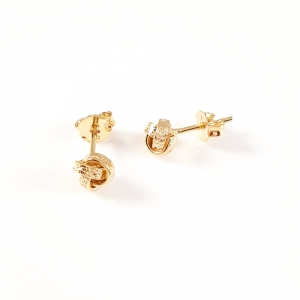 Cercei placati cu aur Impressive2