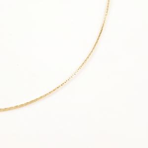 Lantisor placat cu aur Graded