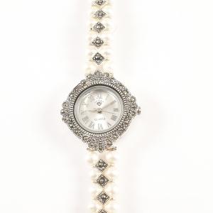 Ceas din argint masiv Queen by SaraTremo7