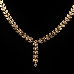 Set placat cu aur My Precious2
