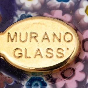 Colier din sticla de Murano Klara4